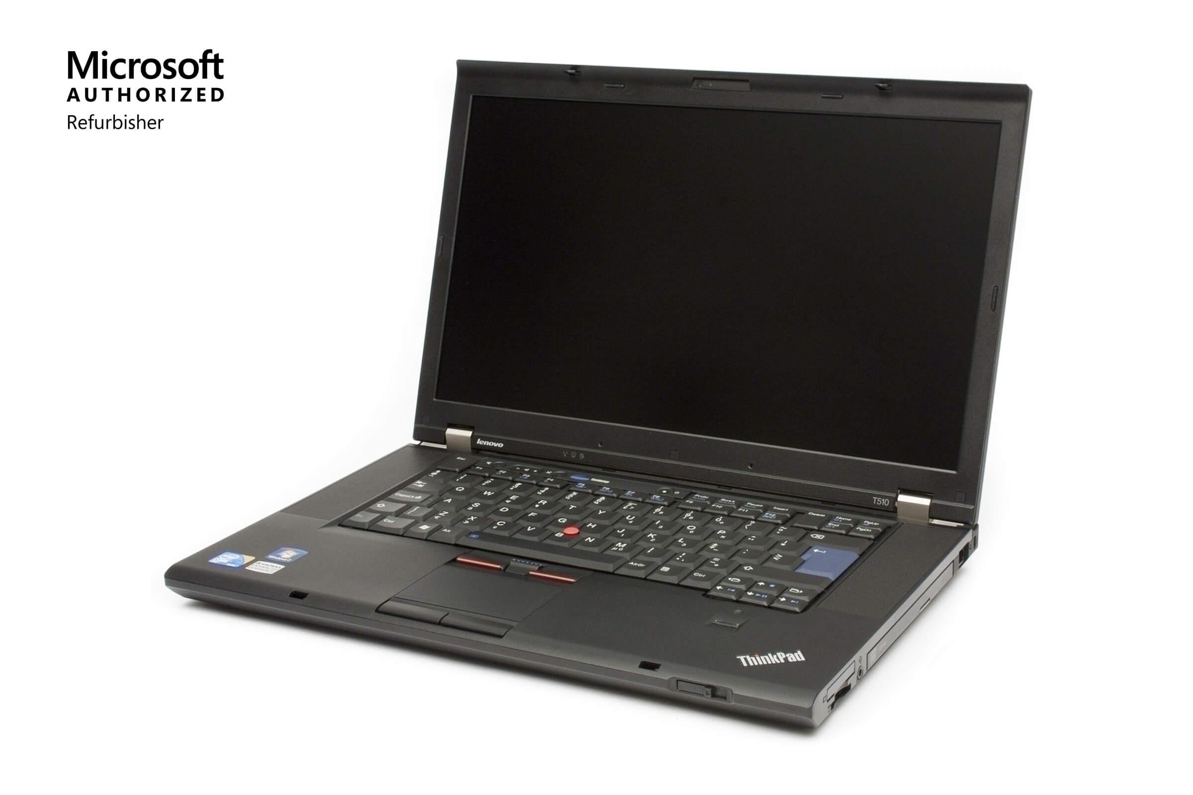 Lenovo ThinkPad T510 15.4